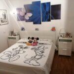 Camera da letto appartamento affitto Romanina