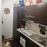 Cucina appartamento affitto Romanina