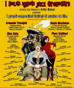 I Soliti Ignoti Jazz Orchestra | diretta da Aldo Bassi