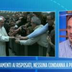 Intervista a UnoMattina Magrone monitor Papa Francesco