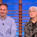 Intervista a UnoMattina Raffaele Magrone e Marina Prencipe