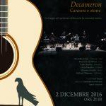 Il Decameron secondo David Riondino a RadioDue
