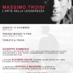 Massimo Troisi, l'Arte della leggerezza