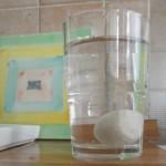 pallina farina fondo bicchiere | raffaelemagrone.it