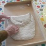 prima piega del pane | raffaelemagrone.it