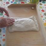 seconda piega del pane | raffaelemagrone.it