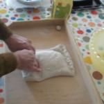 chiusura pieghe del pane | raffaelemagrone.it