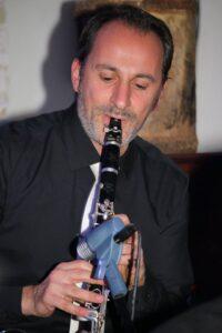 Raffaele Magrone insegnante di clarinetto Roma