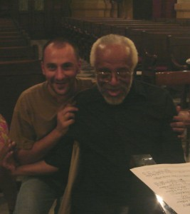 Con Barry Harris | raffaelemagrone.it