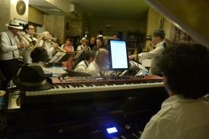 I Soliti Ignoti jazz orchestra con Aldo Bassi