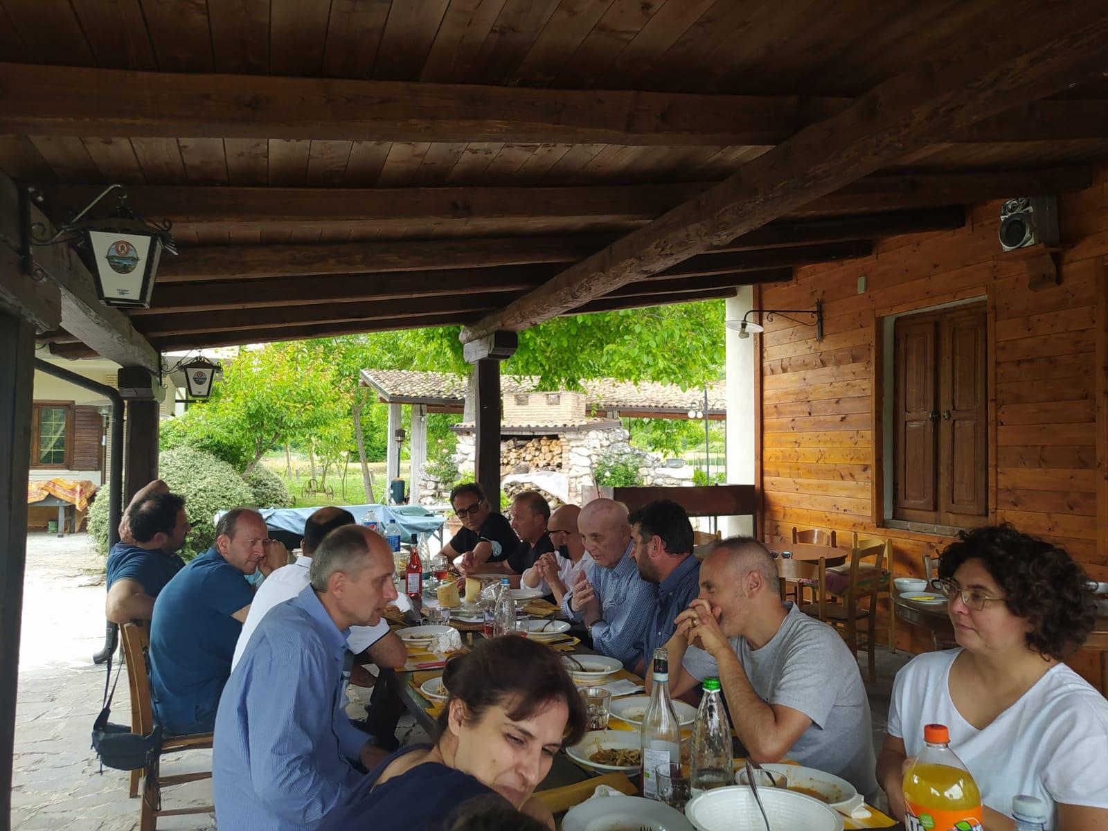 Da Zeppa Tavern a Casali d'Aschi, Gioia dei Marsi (AQ)
