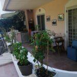 Terrazzo appartamento affitto Romanina