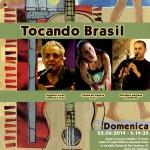Musica brasiliana e solidarietà: Tocando Brasil