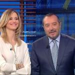 UnoMattina con Francesca Fialdini e Franco Di Mare