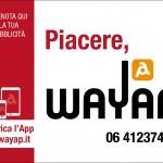 Ideazione naming Wayap e campagna pubblicitaria su cartellonistica | raffaelemagrone.it