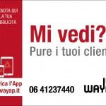 Ideazione naming Wayap e campagna pubblicitaria multisoggetto | raffaelemagrone.it