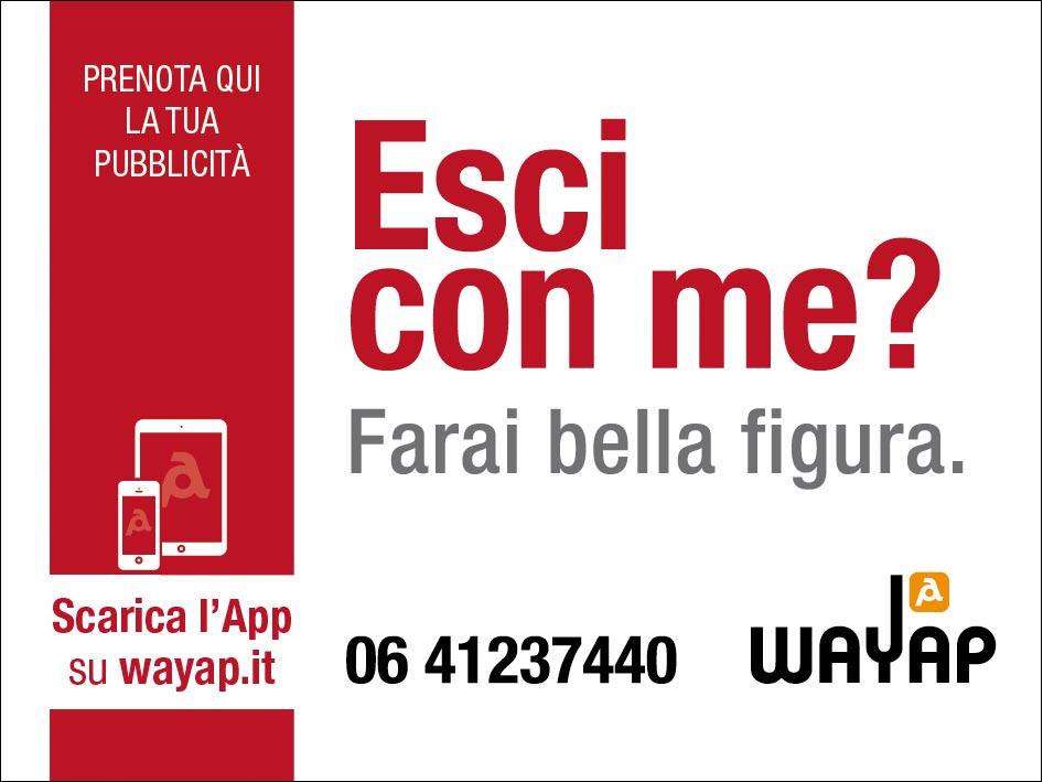 ideazione naming campagna affissione pubblicitaria per la società Wayap | raffaelemagrone.it