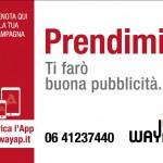 Ideazione naming Wayap e campagna affissione su strada | raffaelemagrone.it