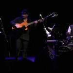 Raffaele Magrone clarinetto Beppe Frattaroli chitarra Lago Philippe Kassis batteria